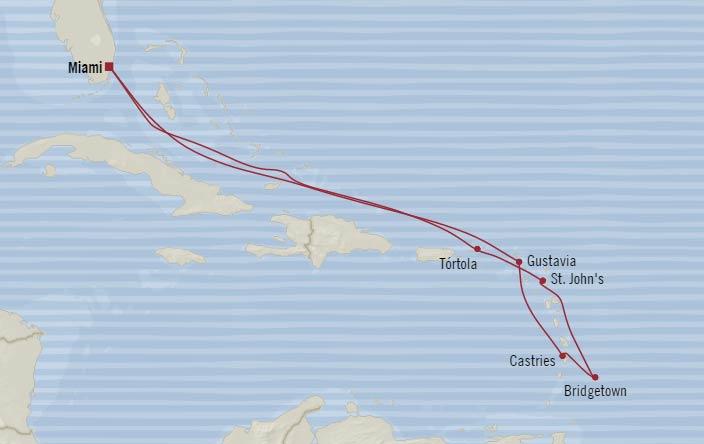 Escondites caribeños